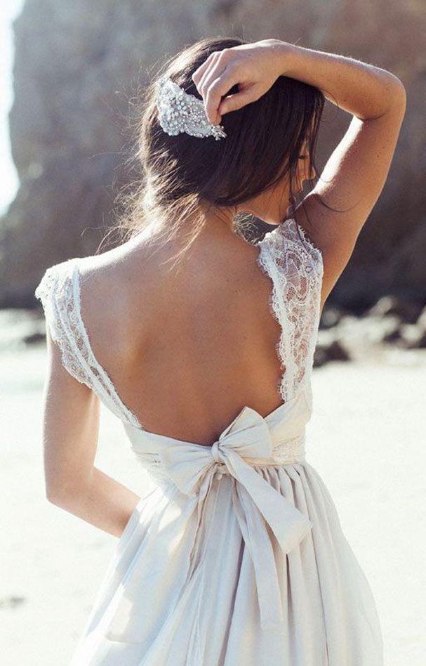 Свадьба - Mariage : 100 Robes De Mariée Vues Sur Pinterest Pour S'inspirer