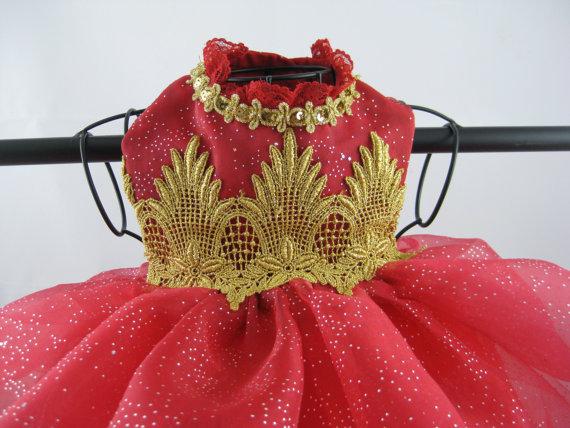 زفاف - Red Fairy Dust Ruffsody