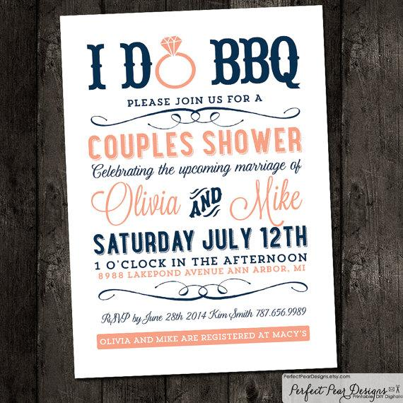 couples shower i do bbq barbecue business picnic summer fourth