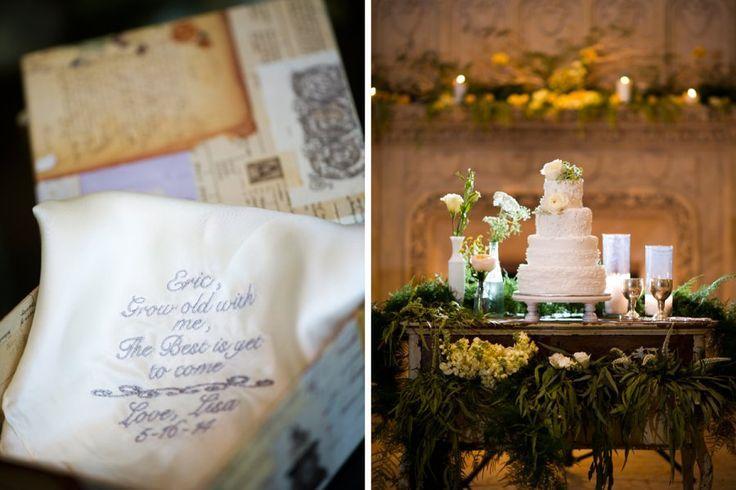 Hochzeit - Weddings-Cake Table