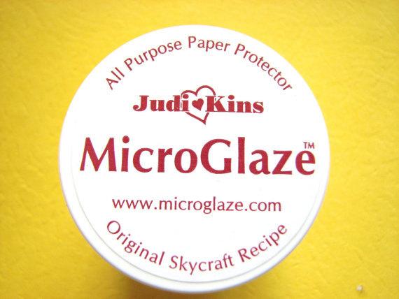 Свадьба - 1 SAMPLE SIZE Jar Judi Kins Microglaze .15 oz. Protector to Seal Photos and artwork before using resin, a must for photo jewelry