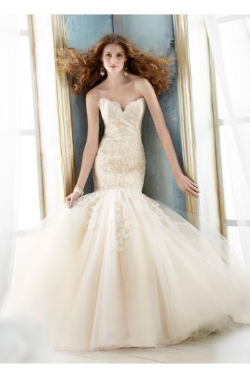 Mariage - Jim Hjelm Wedding Dress Style JH8214