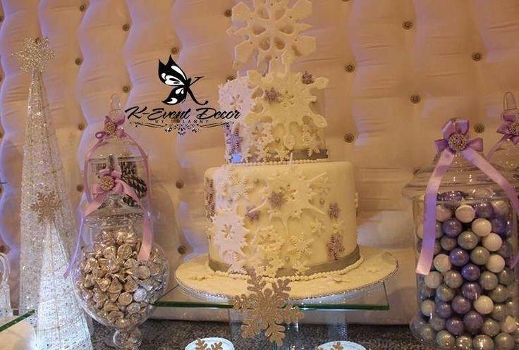 winter wonderland bridalwedding shower party ideas