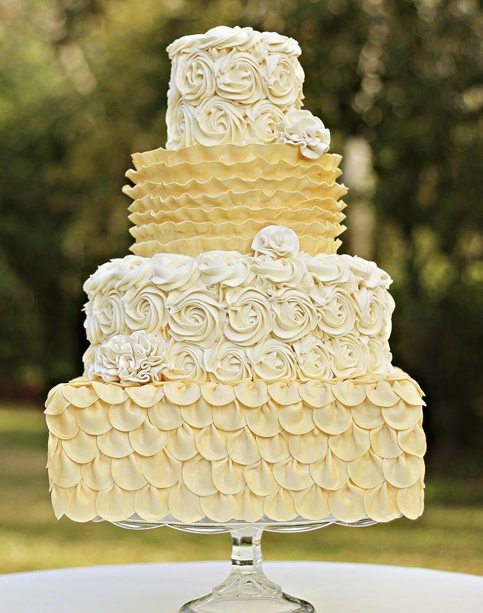 زفاف - Discover 36 Romantic Wedding Cake Designs