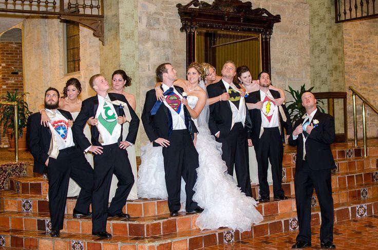 Свадьба - Wedding Party Photos