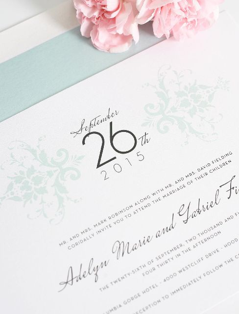 Wedding - (Invitations)