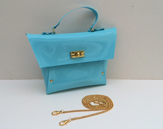 Свадьба - Cute Clutch Pastel Clutch with chain for Cross Body&Shoulder ,Party Clutch ,Wedding Clutch ,Clutch, Bag,Purse (Medium size)