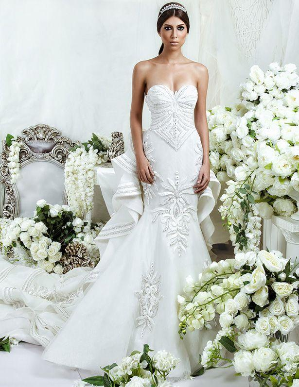 Düğün - Dar Sara 2014 Wedding Dresses