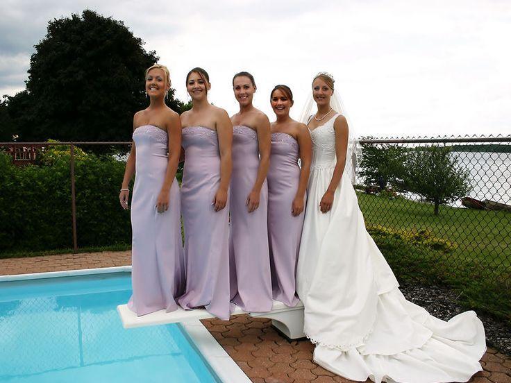 Hochzeit - Bridesmaids Photos