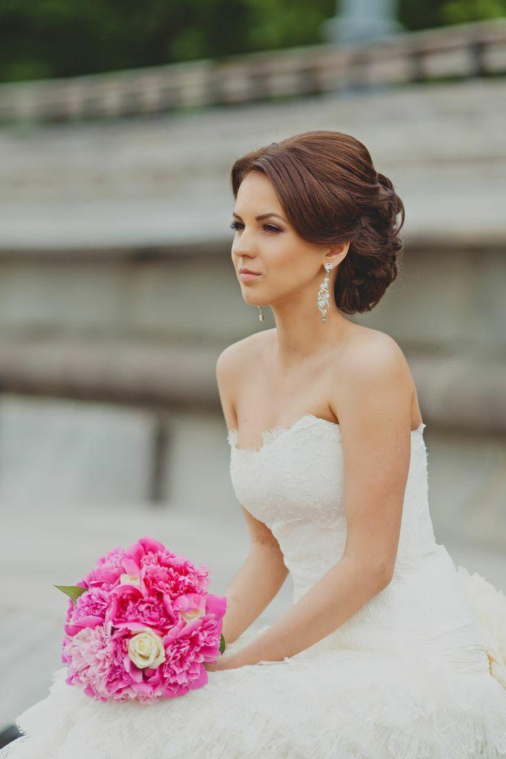 زفاف - Wedding Hairstyle