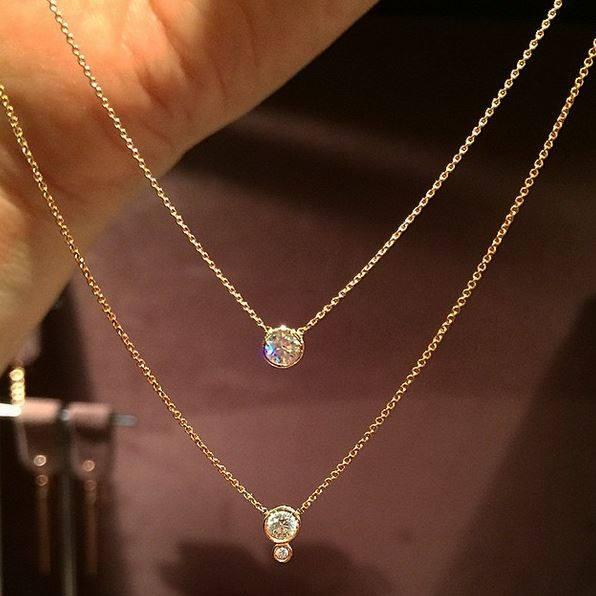 Wedding - Delicate Necklace