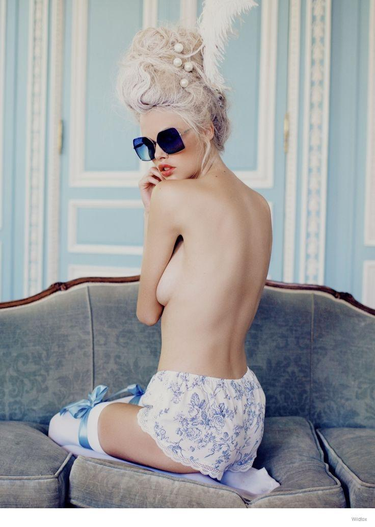 Hochzeit - Wildfox Launches Marie Antoinette Inspired Sunglasses Lookbook