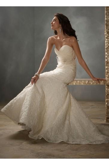 Mariage - Jim Hjelm Wedding Dress Style JH8156