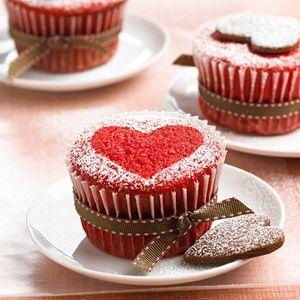 Mariage - Red Velvet Cupcakes