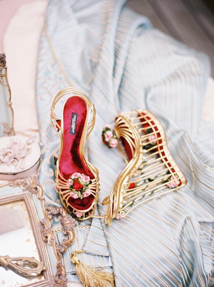 Hochzeit - Sandals, Flats & Wedges
