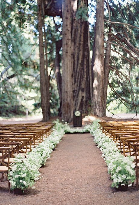 Wedding Theme Wedding Ceremony Aisle Decorations 2262467 Weddbook