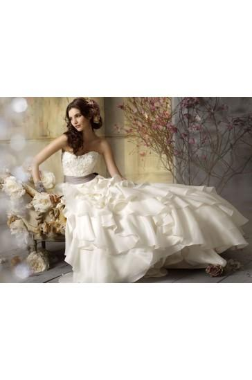 Hochzeit - Jim Hjelm Wedding Dress Style JH8962