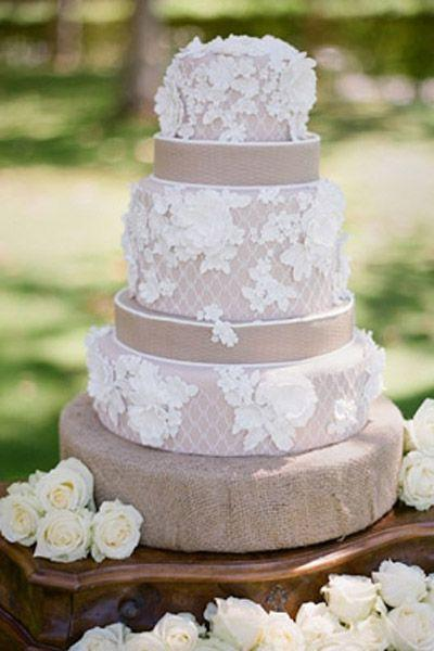 Mariage - Trend We Love: Lace Wedding Details