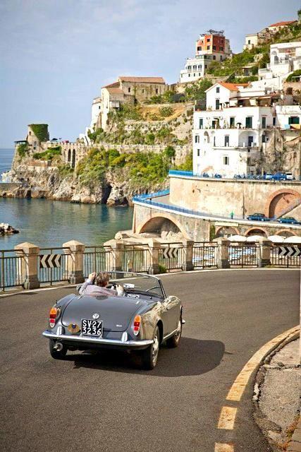 Mariage - Road Trip: Amalfi Coast, Italy
