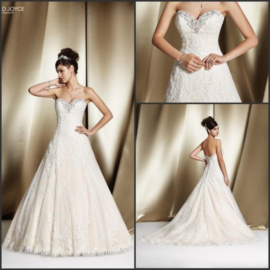 Spring Wedding Dresses: New Arrival 2015 Spring Wedding Dresses Veni Infantino