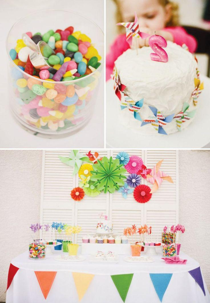 Wedding Theme Rainbow Multi Colors 2263124 Weddbook