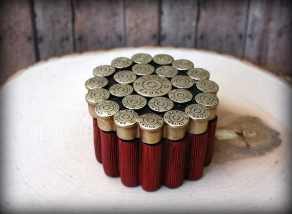 Wedding - Ring bearer-hunter-western-ring holder-alternative-camouflage-rustic-hunting groom-camo wedding-wedding-shotgun-gun-buck-doe-hunting wedding
