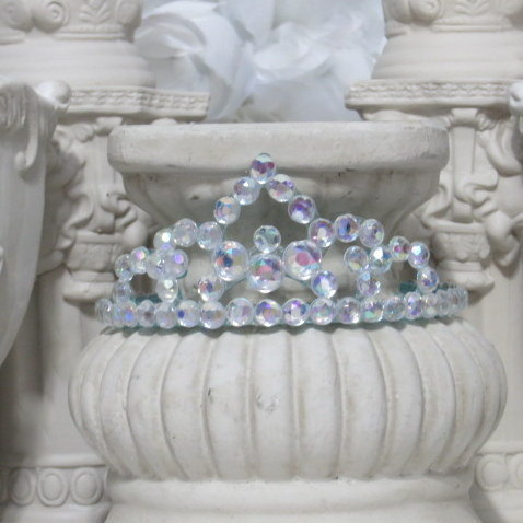 Mariage - Princess Crown - Blue Crown - Kids Headband - Princess Headband - Princess Party - Frozen Elsa Princess - Princess Photo Prop - Adult Crown