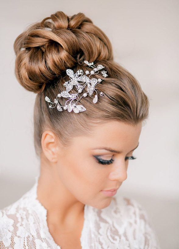 Mariage - The 15 Best New Bridal Hairstyles