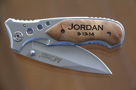 Wedding - Groomsmen Gift - Pocket Knife, Will you be my Groomsman, Groomsman, Groom Gift, Groomsman Gift, Father of the Groom, Folding Knife