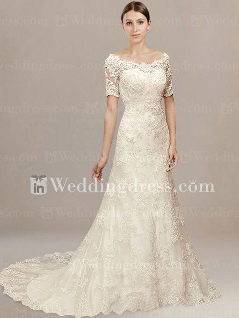Kleiden - Vintage Style Wedding Dresses DE226 #2264192 - Weddbook