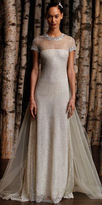 Mariage - Naeem Khan Spring 2015 Bridal Collection