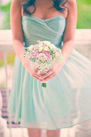 Свадьба - 51 Reasons To Crave A Mint Themed Wedding