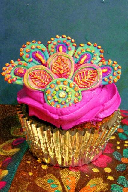 زفاف - Weddings-Cupcakes