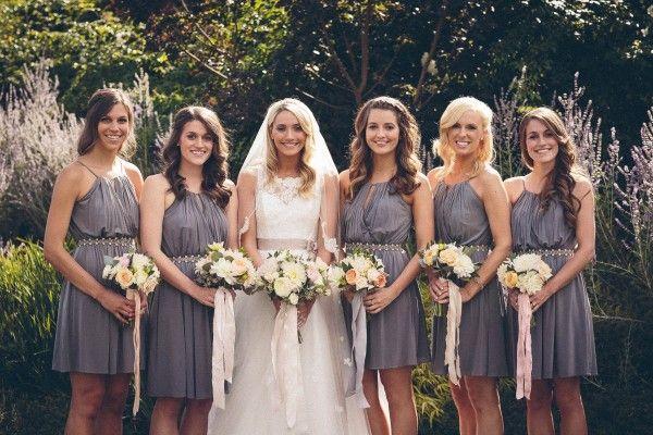 Свадьба - Bridesmaid Style