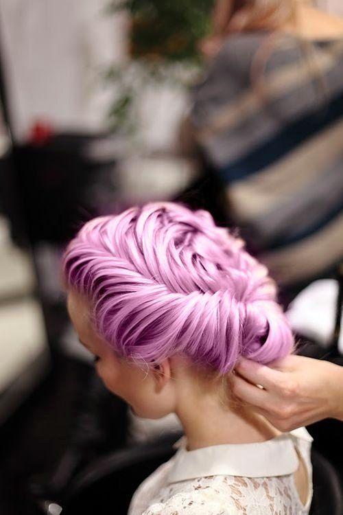 Wedding - Dyed Hair