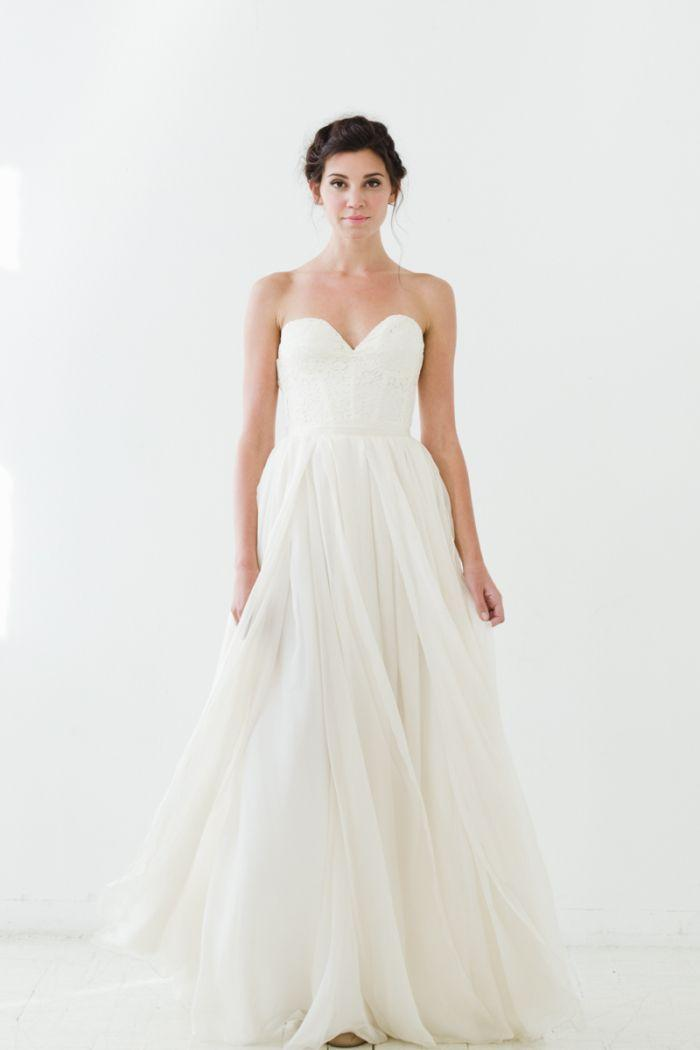 Wedding - Sarah Seven Wedding Dresses Fall 2015