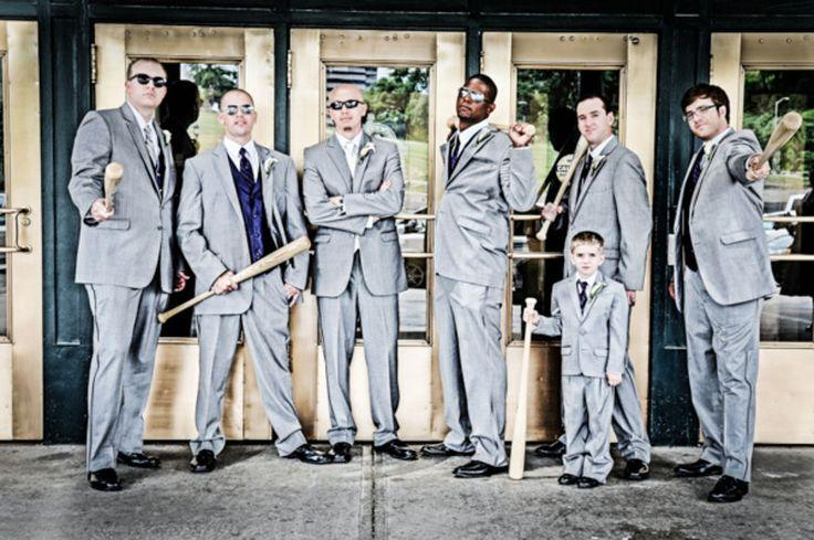 Свадьба - Groom   Groomsmen Photos