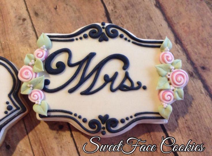 Свадьба - Cookies - Wedding