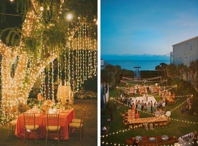 26 Creative Lighting Ideas For Your Wedding Reception 2264848