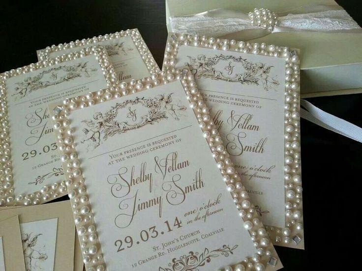 Mariage - Invitations & Programs