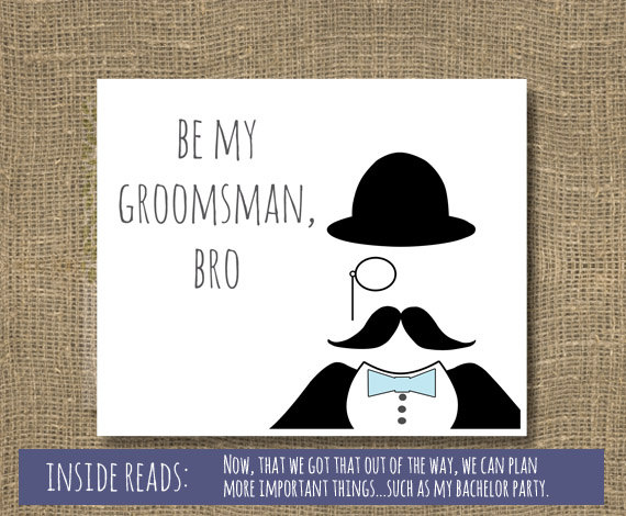 be my best groomsmen will you be my groomsman be my