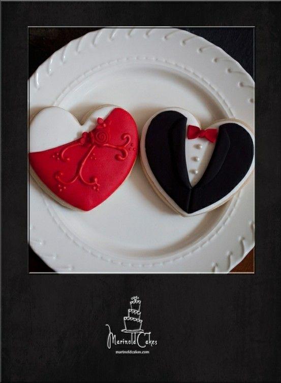 Свадьба - Valentine Theme Wedding / Matrimonio Tema San Valentino