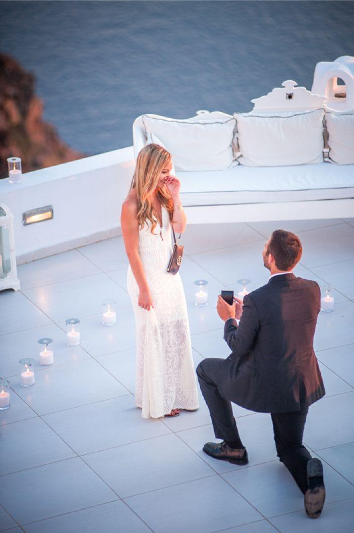 Wedding - 12  MONTHS: The Proposal