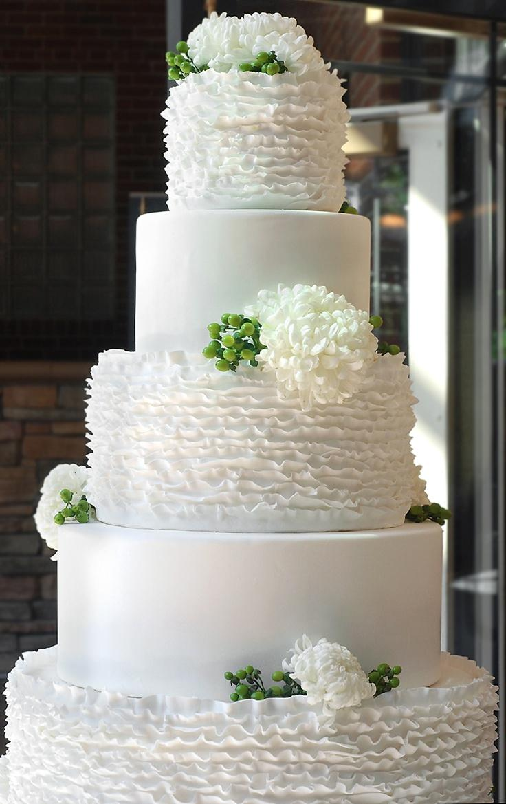 Wedding - It Takes The Cake