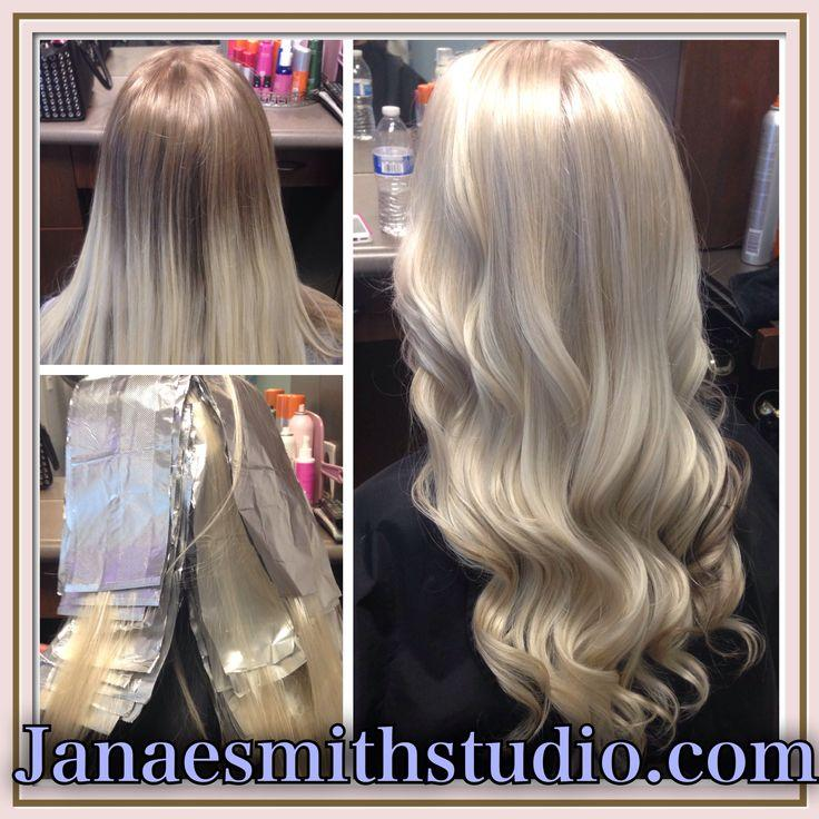 Wedding - Hair Color By Janae Smith