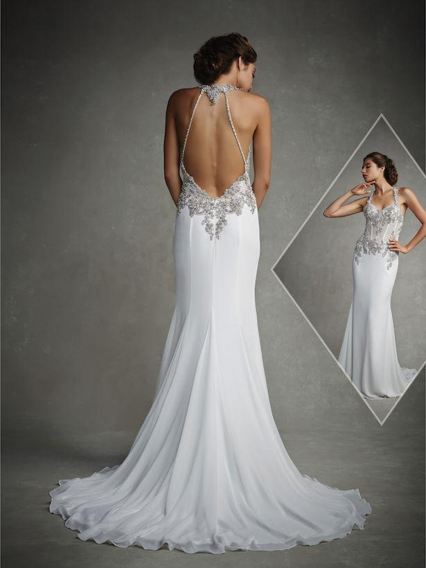 Свадьба - Statement Backs And Jaw-Dropping Elegance By Enzoani