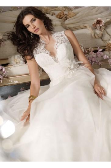 Wedding - Jim Hjelm Wedding Dress Style JH8063