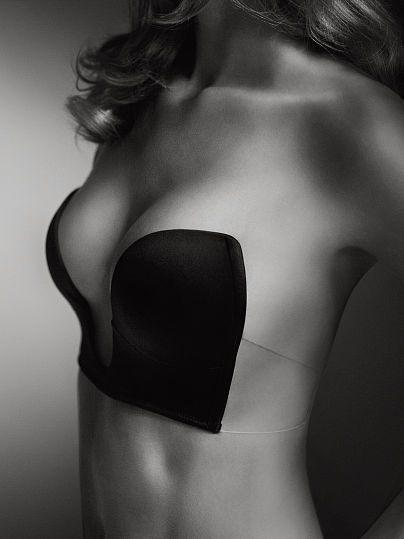 Mariage - U-plunge Backless Push-Up Bra - Style Secrets