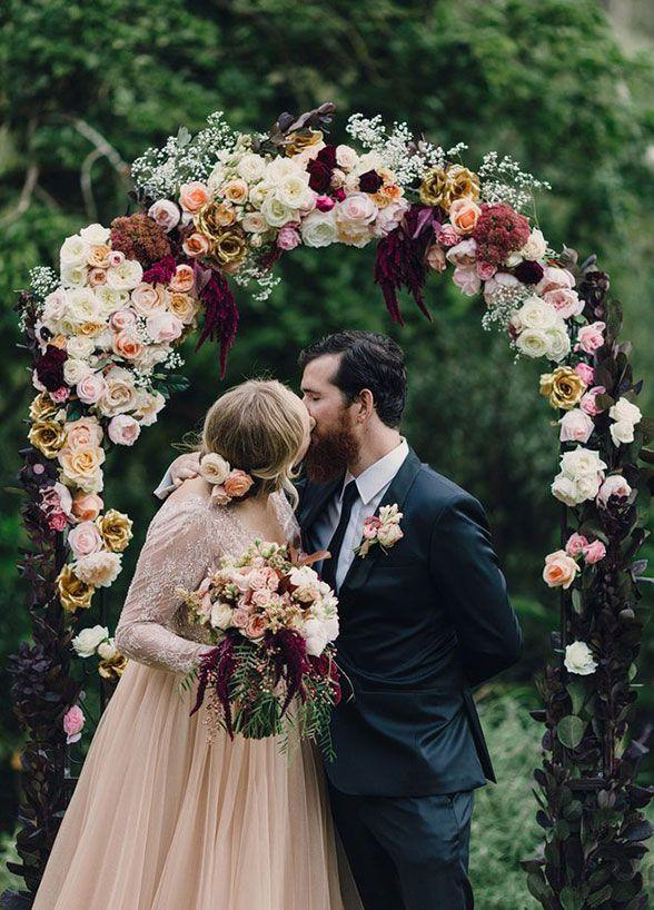 Mariage - Top 10 Most Beautiful Ceremony Arbors
