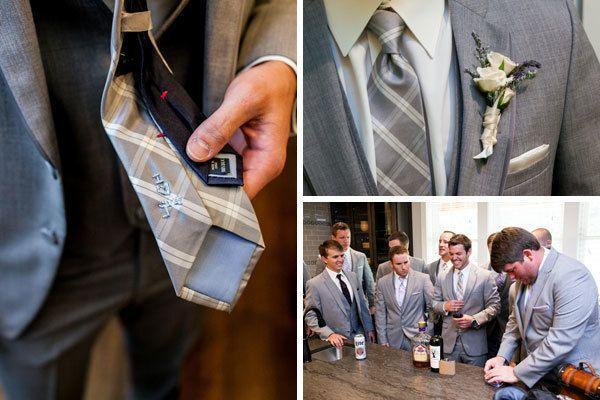 Свадьба - Jacquelyn & Clint's Traditional Douglasville, GA Wedding By Jessica Williams Photography